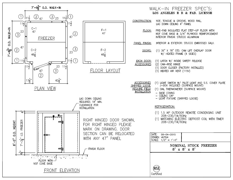 Walk In Cooler Defrost Timer Wiring Diagram - Wiring Diagram and ...