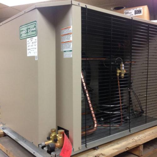 Heatcraft MOZ055L63C 5.5 HP Condensing Unit Commercial Cooling Par Engineering Inc.