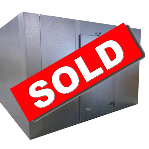 Walk-in Box Sold Commercial Cooling Pan Engineering Inc. City of Industry