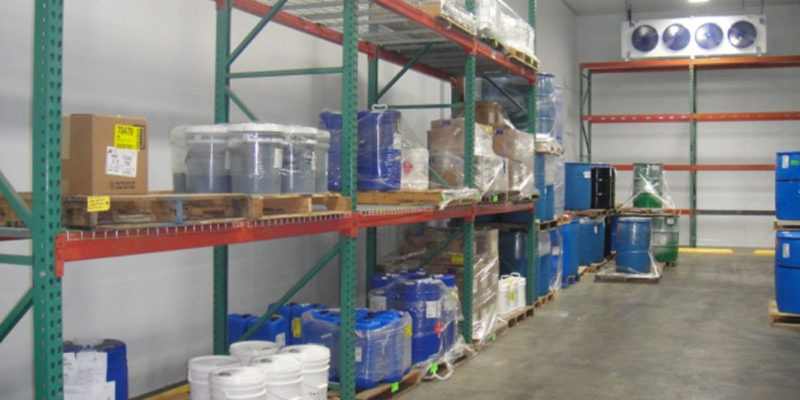 Warehouse use for Cold Storage