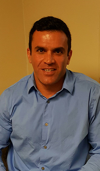 Farzad Milani Marketing Director Commercial Cooling Par Engineering