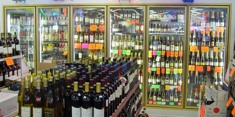 Convenience Amp Liquor Stores Commercial Cooling